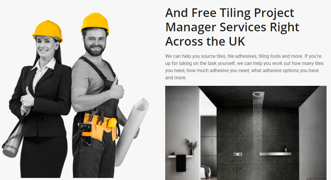 Free Tiling Advice Service